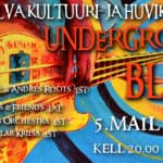 UNDERGROUND BLUES 5. mail kella 20:00 banner