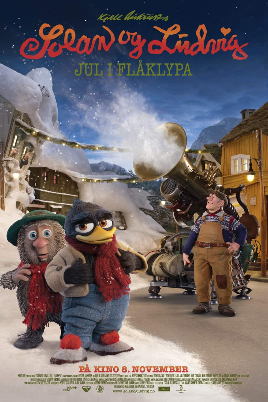 Solan og Ludvig- Jul i Flåklypa