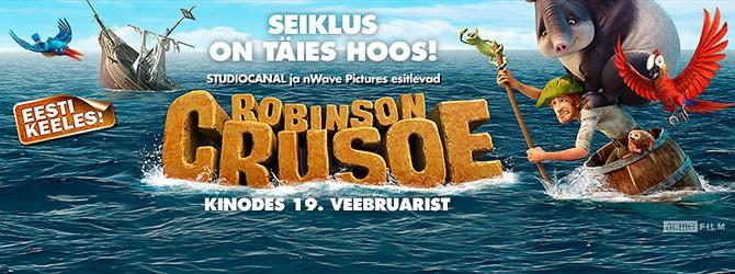 robinson crus