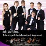 Nele-Liis Vaiksoo, Rahvusooper Estonia Poistekoori Meeskvintett ja Põlva Muusikakooli keelpilliorkester