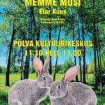 """Viljandi Laste- ja Noorteteater Reky """"MEMME MUSI"""""""